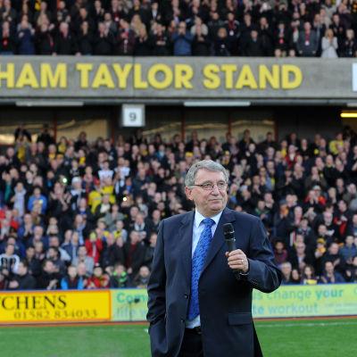 Graham Taylor.