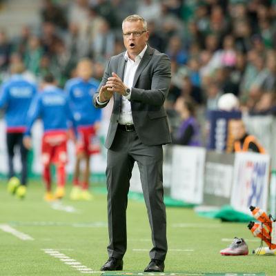 Janne Andersson uppges vara Sveriges nya förbundskapten.