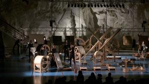 Ljudsymfonien Sound Landscapes framförs i Kirkenes