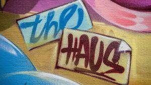 Graffitiduon Artek & Erase undertecknar med THE HAUS