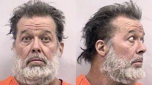 Robert Lewis Dear som sköt ihjäl tre personer vid en abortklinik i Colorado i november 2015