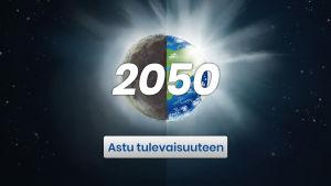 Maapallo vuonna 2050