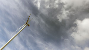 Tuulivoimala Kalajoen Mustilansuolla