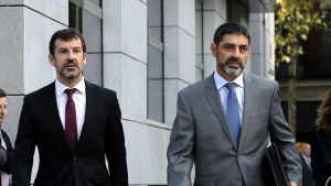 Ferran Lopez ersätter Josep Lluís Trapero som polischef för den katalanska polisen.