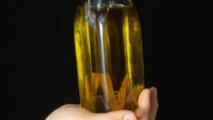 oliiviöljyä