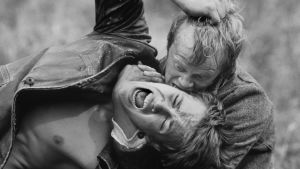 seitsemän veljestä, tv-sarja, jouko turkka, 1989, jari pehkonen, veljekset tappelee