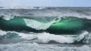 Myrskyävä meri