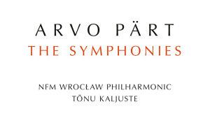 arvo pärtin sinfoniat