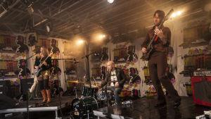 Mara Balls -yhtye Sideways 2016 -festivaalilla