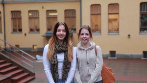 Pinja och Nora