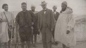 Edvard Westermarck Marokossa