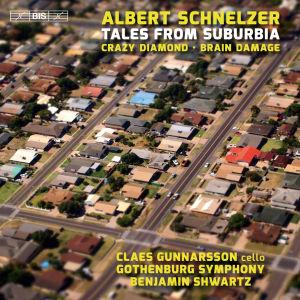 Albert Schnelzerin äänitteen kansi