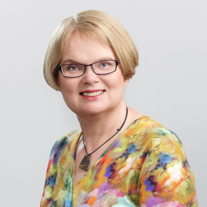 Erja Mäkelä, äldre expert vid Arbetshälsoinstitutet.
