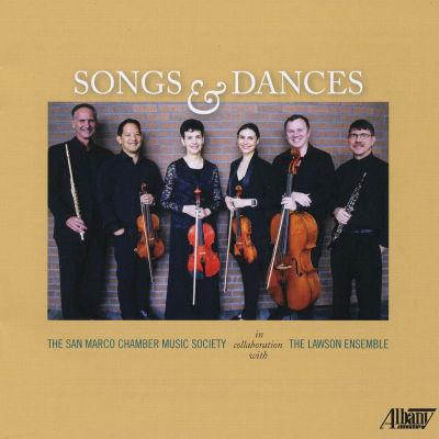 The Lawson Ensemble äänitteen kansi