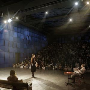 Lappeenrannan teatteri, havainnekuva