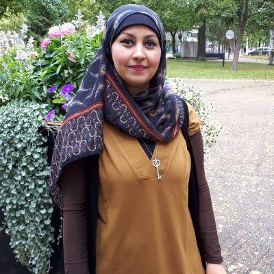 Egyptistä Suomeen muuttanut ja täällä työllistynyt Ola Fityan näkee, että persoona ratkaisee siinä, saako töitä.