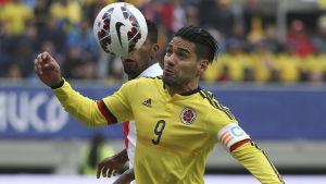 Radamel Falcao, Copa America 2015.