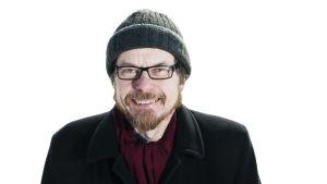 Runeberg-palkittu Tapio Koivukari