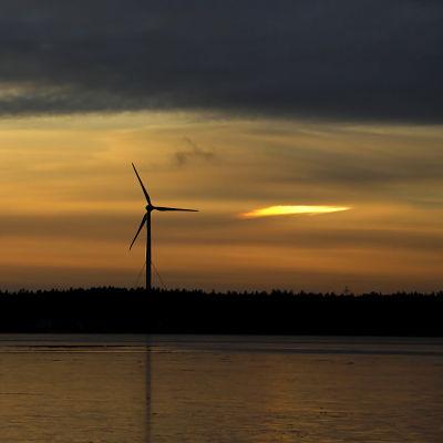 Vindkraftverk i Sundom, Vasa.