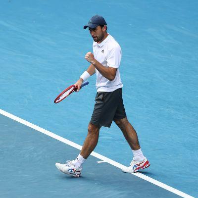 Aslan Karatsev on ollut Australian avointen superyllättäjä vuoden 2021 turnauksessa.