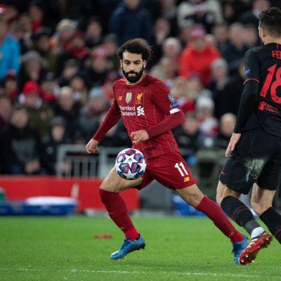 Mo Salah Liverpool