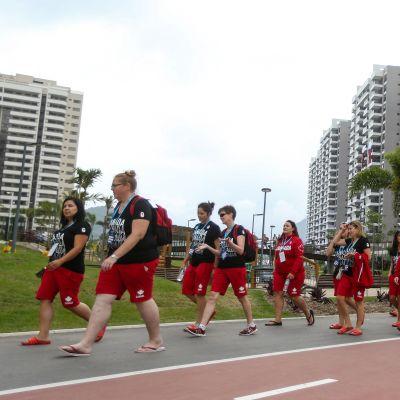 Rion olympiakylä