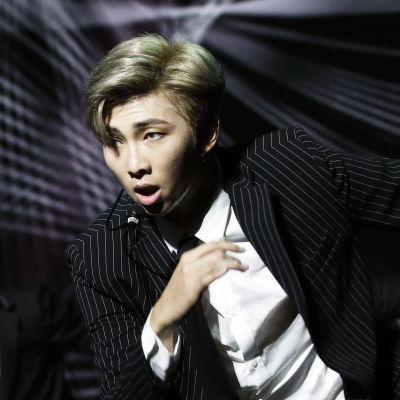 K-pop-yhtyee BTS.