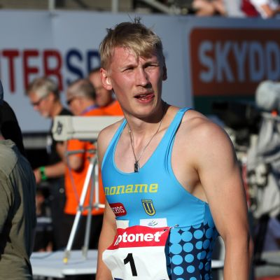 Samuli Samuelsson Lahden GP 2020