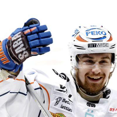 Pekka Jormakka spelade två säsonger för Tappara.
