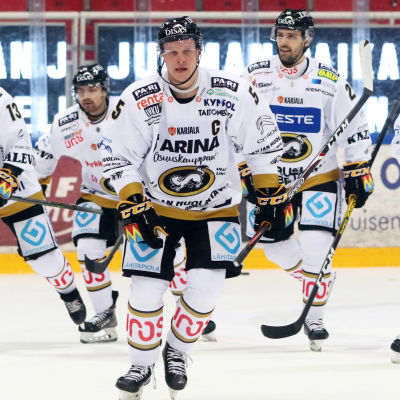 Kärpät vann grundserien i FM-ligan säsongen 2019–2020.