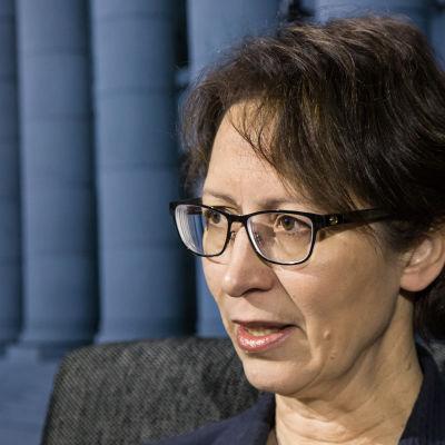 Ordförande för kristdemokraterna Sari Essayah