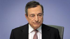 Europeiska centralbankens ordförande Mario Draghi.