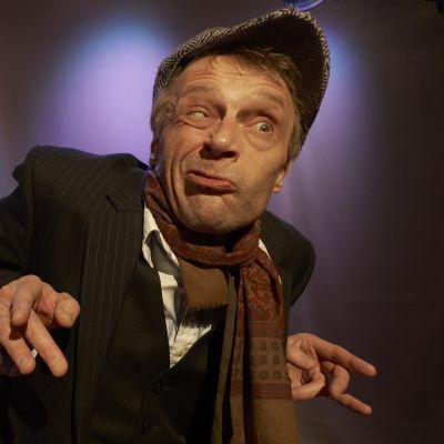 Ilkka Heiskanen tuo Huovisen tarinoista koostetun näytelmän Rovaniemelle.