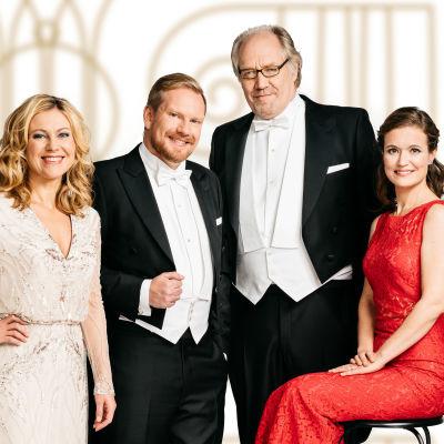 Kommentatorerna för Fest på slottet 2018