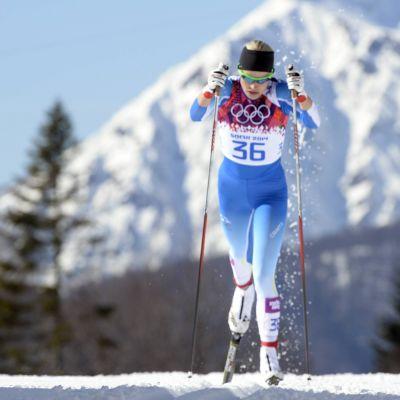 Anne Kyllönen, OS 2014