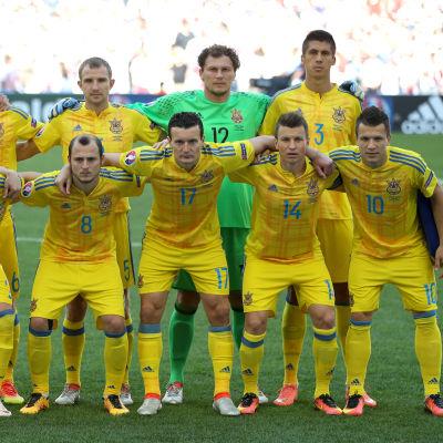 Ukrainas fotbollslandslag