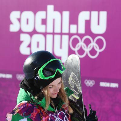 Merika Enne, OS 2014