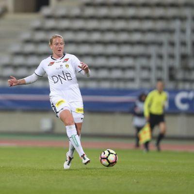 Anna Westerlund spelar för Lilleström SK.