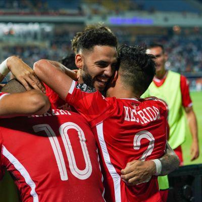Tunisia juhlii