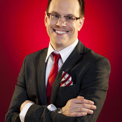 Programledare Thomas Deutgen P4 Dans