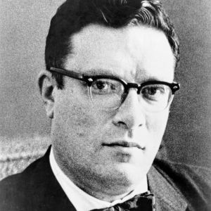 Isaac Asimov som ung.