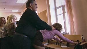 Förförelseskola i St Petersburg