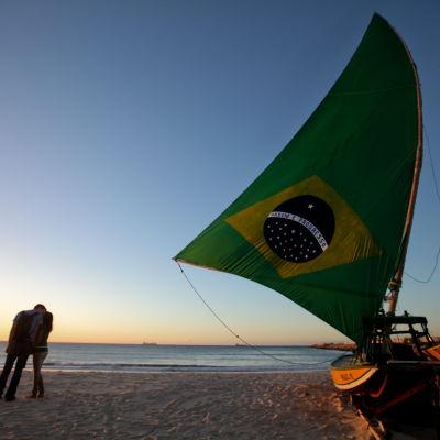Turister i Brasilien