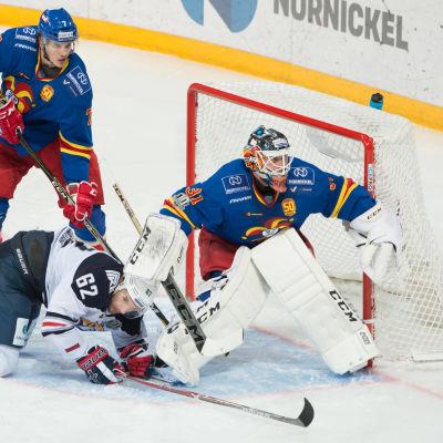 Karri Rämö åker till OS med en utmärkt räddningsprocent i KHL.