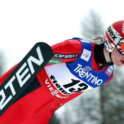 Julia Kykkänen, VM 2013