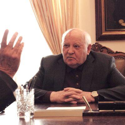 Dokumenttielokuva Neuvostoliiton viimeisestä presidentistä Mihail Gorbatšovista.