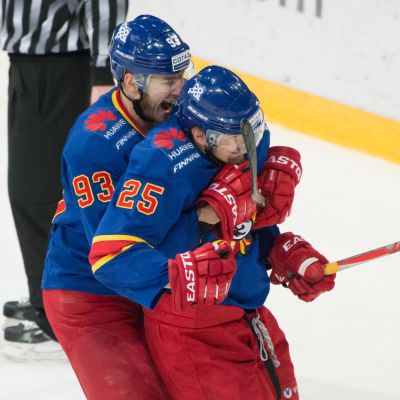 Peter Regin kramar om Pekka Jormakka