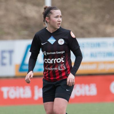 Hanne Ojanperä, PK-35