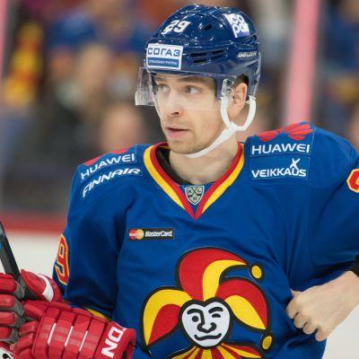 Sakari Salminen, ishockeyspelare
