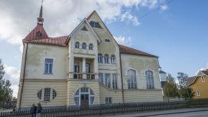 Normens skola i Nykarleby